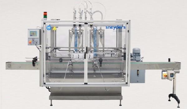 Fluminis filling machine